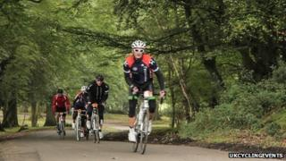 The Wiggle New Forest Sportive