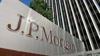 JP Morgan exterior