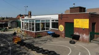 Regents Park Community School and Nursery, Birmingham