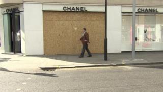 Chanel, Brompton Road, Chelsea