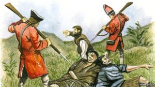 Culloden illustration
