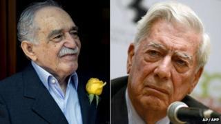 Gabriel Garcia Marquez/Mario Vargas Llosa