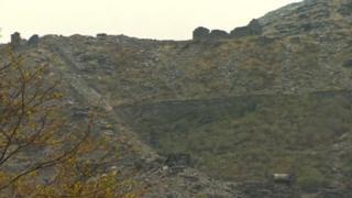Llechwedd slate quarry
