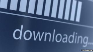 Download bar