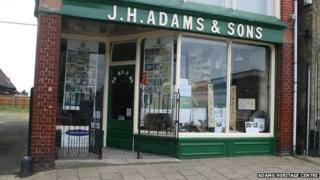 JH Adam & Sons