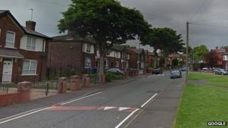 Brotherod Hall Road