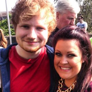 Ed Sheeran, Steamboat Tavern, Ipswich