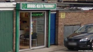 Druids Heath Pharmacy