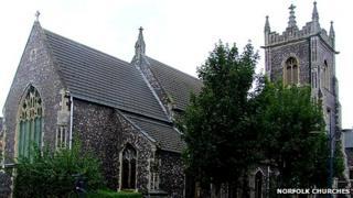 St Mary's Church, Great Yarmouth