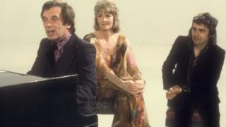 Antony Hopkins, Sheila Hancock and Dudley Moore