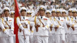 File photo: Vietnam navy