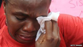 Mother of one of Chibok abducted school girls