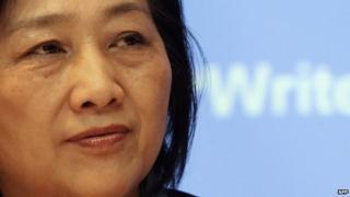 Gao Yu, seen here in a file image taken in Hong Kong on 5 February 2007