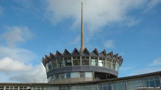 The Sea Terminal, Isle of Man