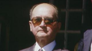 Jaruzelski portrait