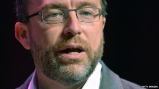Wikipedia founder Jimmy Wales