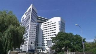 The ICC at the Hague
