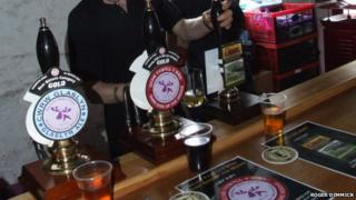 Welsh Highland Railway Real Ale Festival