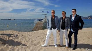 Martin Kemp, Steve Norman, Tony Hadley