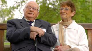 Derek and Margaret Knee