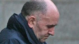 Real IRA leader Michael McKevitt