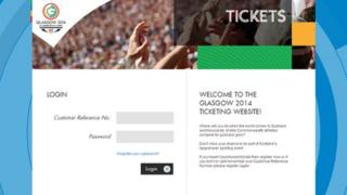 Ticket website