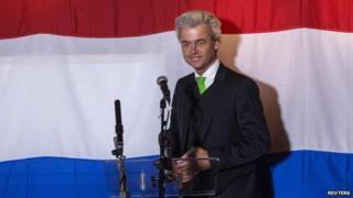 Geert Wilders, PVV leader