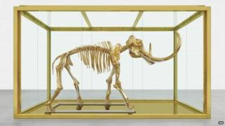 Gone but Not Forgotten, by Damien Hirst
