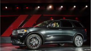 Chrysler LLC Dodge Durango sport-utility vehicle