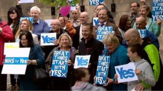 NHS for Yes