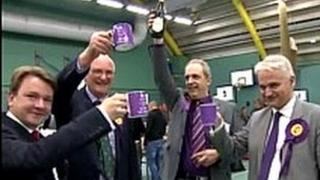 UKIP celebrations