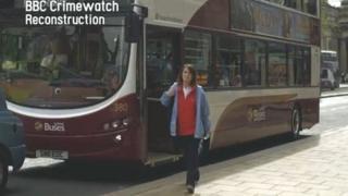 BBC Crimewatch reconstruction