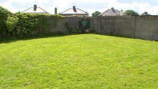 The remains of the children were found at the home in Tuam