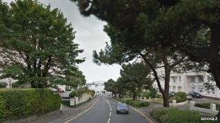 Bath Road in Bournemouth