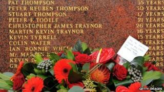 Hillsborough Memorial