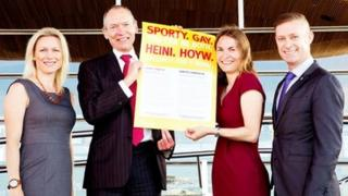 Launch of the Sport Wales equality charter