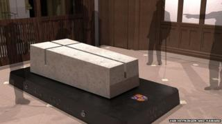 Richard III tomb