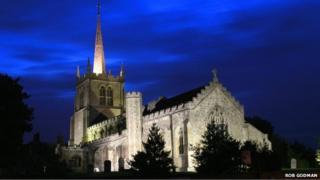 St Mary's, Guilden Morden, Cambridgeshire