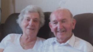 Mabel and John McGrath