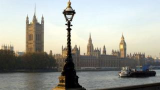 The event was initially scheduled to be held in the commons speaker's residence in Westminster