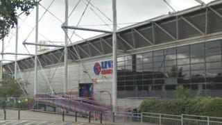 Link Centre, Swindon