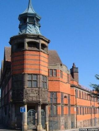 Everton Library