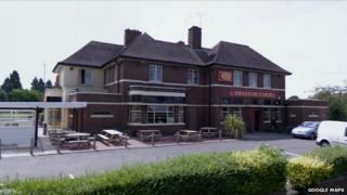 Phantom Coach pub