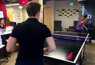 Indiegogo Ping-pong table