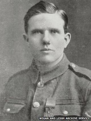 Alfred Wilkinson VC