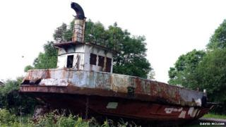 Severn Princess car ferry