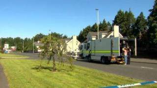 Ballymoney alert