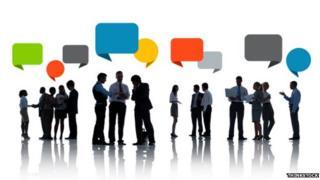 conversation graphic
