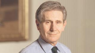 Dennis Stevenson headshot