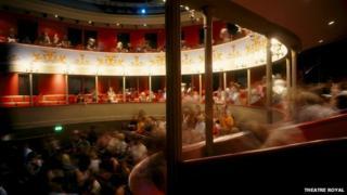 Theatre Royal, Bury St Edmunds